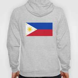 Republic of the Philippines national flag (50% of commission WILL go to help them recover) Hoody