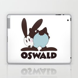 Oswald The Lucky Rabbit: The End (technicolor) Laptop & iPad Skin