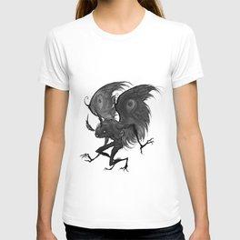 Inktober Mothman T-shirt