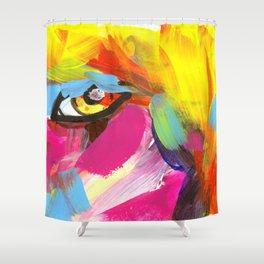Gerla by ilya konyukhov (c) Shower Curtain