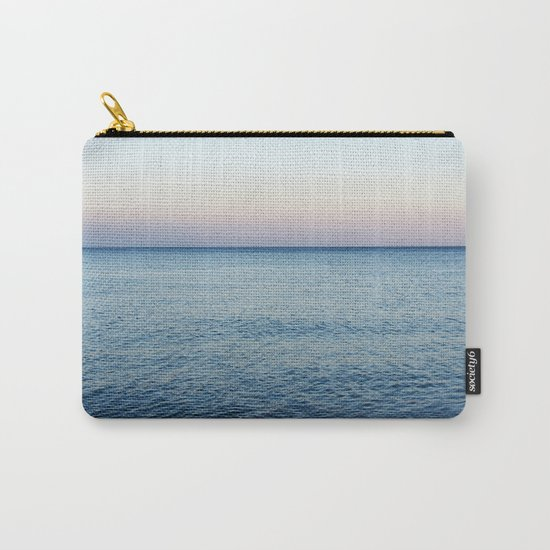 Sea. Evening Calm Carry-All Pouch