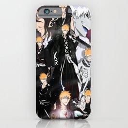 Ichigo Kurosaki  iPhone Case