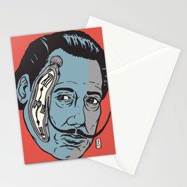 Dali Time Stationery Cards