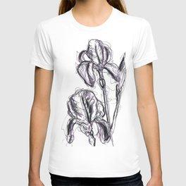 Lili flower in spring II T-shirt