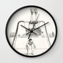 Swing Wall Clock
