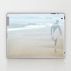 Surfer Ghost Laptop & iPad Skin
