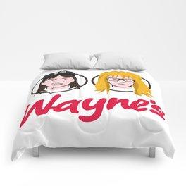 Wayne's Double Comforters