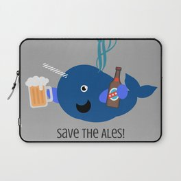 Save the Ales Laptop Sleeve