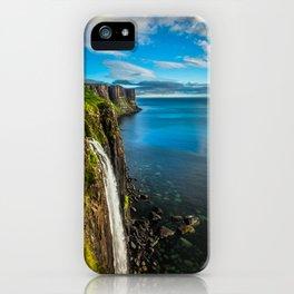 Skye Falls iPhone Case