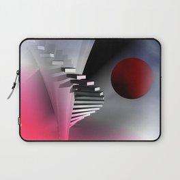 go upstairs -3- Laptop Sleeve