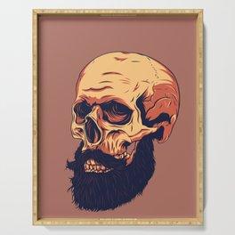 Mr. Skull Serving Tray