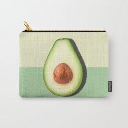 Avocado Half Slice Carry-All Pouch