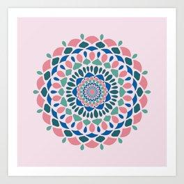 Moroccan Glory Art Print