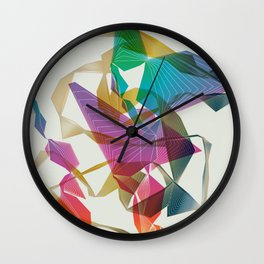 Halcyon Wall Clock