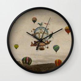 La Minerve 1803  travel in style Wall Clock