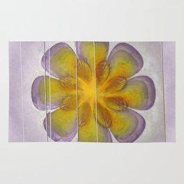 Unnarrative Fabric Flower  ID:16165-083138-80741 Rug