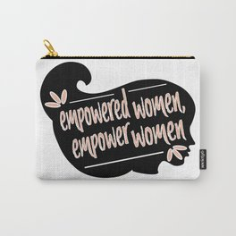 emPowered Women - Peach Carry-All Pouch