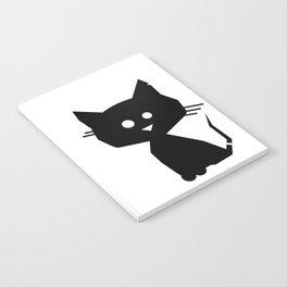 Black Cat Notebook