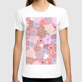 Retro Bloom 003 T-shirt