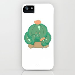 Family Sticks Together iPhone Case