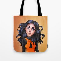 marina Tote Bags featuring MARINA by LittleC
