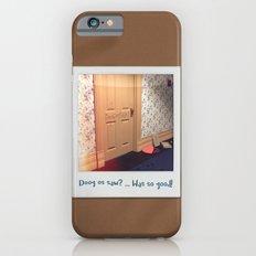 Doog os saw? … Was so good! iPhone 6s Slim Case