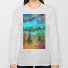 Have you lost your Horse? Long Sleeve T-shirt