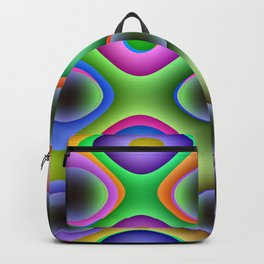 Crazy Candy's Abstract 4 Backpack