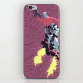 Robot Trousers iPhone Skin
