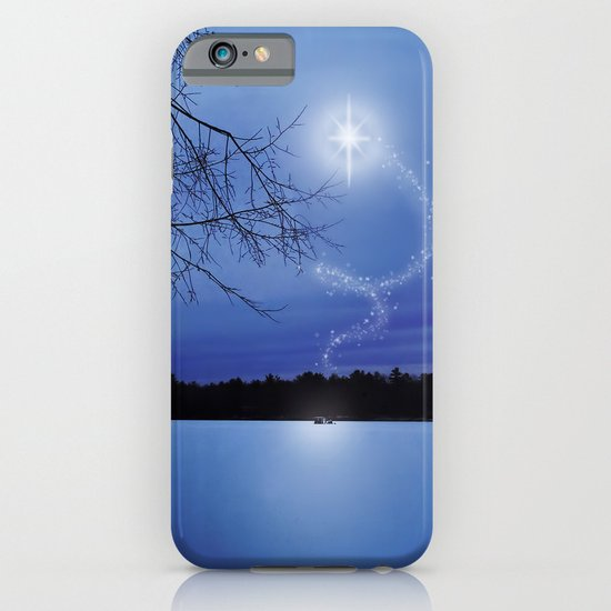 Christmas Eve iPhone & iPod Case