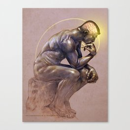 Healing From Within Canvas Print
