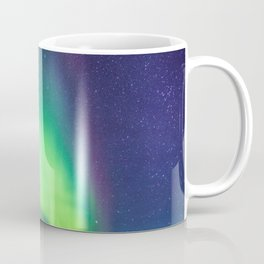 Northern Lights in Iceland Coffee Mug