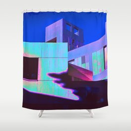 Euphoric St. Shower Curtain