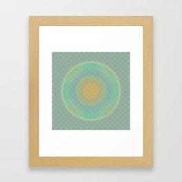 Ondasolar Framed Art Print