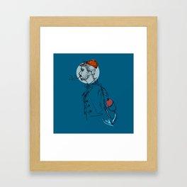 Sailor Framed Art Print