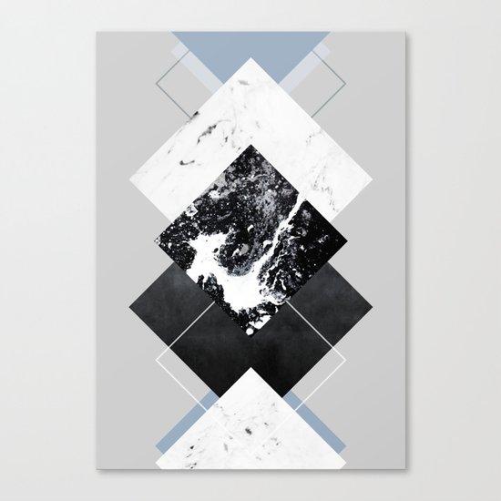 Geometric Textures 5 Canvas Print