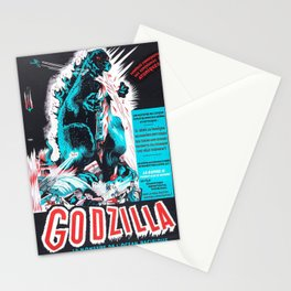Le Monstre Stationery Cards