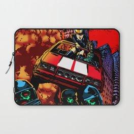 Devil Planet Laptop Sleeve