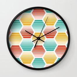 Honey Jive - Summerlicious Wall Clock