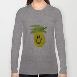 Just Mr. Pineapple Long Sleeve T-shirt