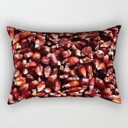 Red corn Rectangular Pillow