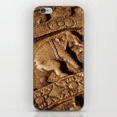 Stone Elephants iPhone & iPod Skin
