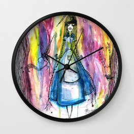 Flourem Wall Clock