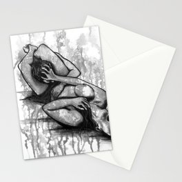 Fight For Your Rights b&w Stationery Cards