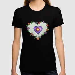 Heartily Floral T-shirt