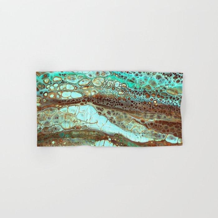 Abstract Annemarie Hand & Bath Towel