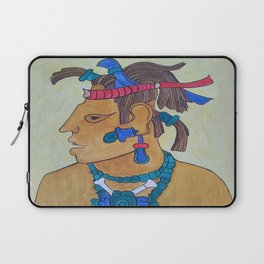 MAYAN CHIEF- SPEAR THROWER Laptop Sleeve
