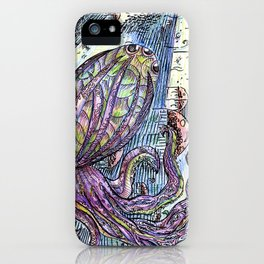 Squid and Jellys iPhone Case