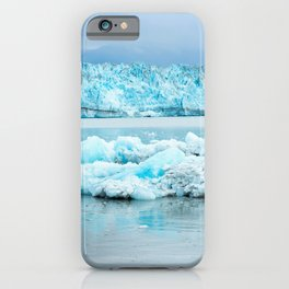 Icy Tranquility iPhone Case