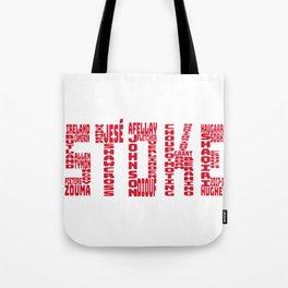 Stoke City 2017-2018 Tote Bag